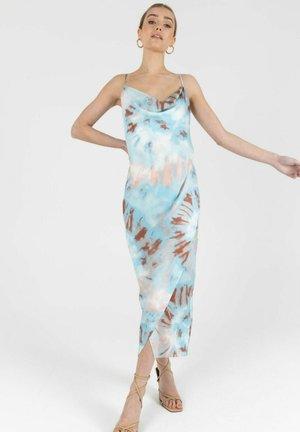 Blaue Kleider Online Entdecke Dein Neues Kleid Zalando
