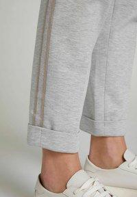 Oui - Trousers - light grey - 3