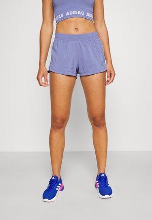 PACER - Sports shorts - orbit violet/white