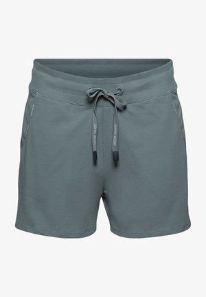 Shorts - dusty green