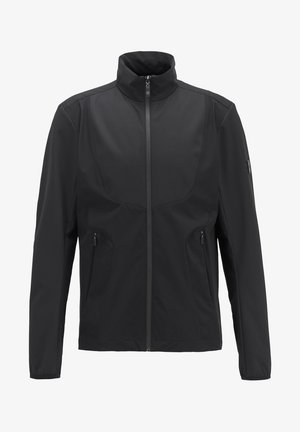J_MANORO - Outdoorjacke - black