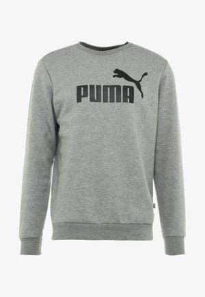 LOGO CREW BIG LOGO - Sweatshirt - medium gray heather
