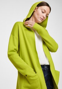 comma casual identity - Cardigan - lime - 3