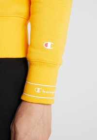 Champion - HOODED  - Hættetrøjer - yellow - 6