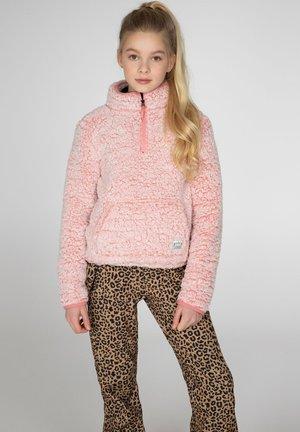 DEMI - Fleece trui - think pink