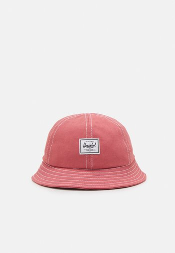 HENDERSON UNISEX - Hat - dusty cedar /blanc