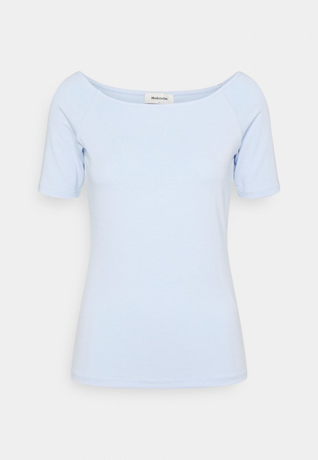 TANSY  - T-shirt basique - chambray blue