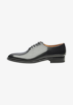 NO. 586 - Stringate eleganti - black