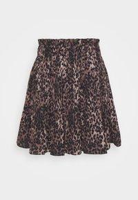 Guess - PHOENIX SKIRT - A-line skirt - brown - 0