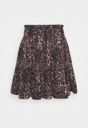 PHOENIX SKIRT - A-line skirt - brown