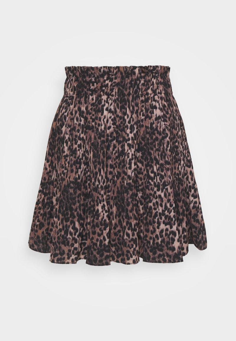 Guess - PHOENIX SKIRT - A-line skirt - brown