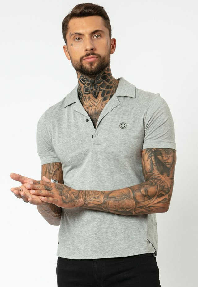 RIPLEY - Polo shirt - grey