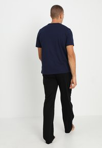 Polo Ralph Lauren - BOTTOM - Pyjama bottoms - polo black