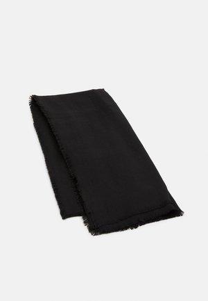 UNISEX - Sjal / Tørklæder - black