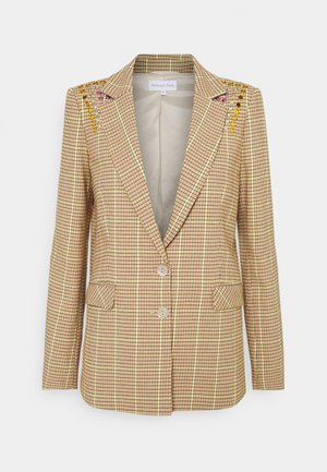 GIACCA JACKET - Blazer - beige/yellow
