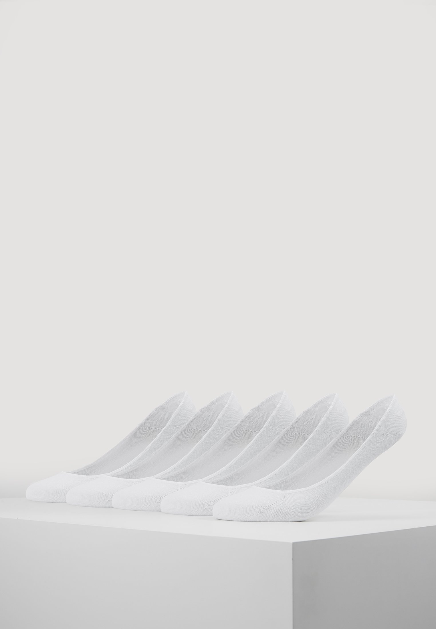 Homme INVISIBLE SOCKS 5 PACK - Socquettes