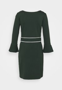 Anna Field - Shift dress - dark green - 7