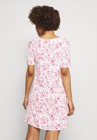 Marks & Spencer London - LEOPARD - Nightie - pink - 2