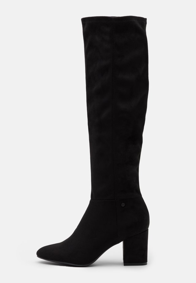 OXFORD BOOT - Boots - black