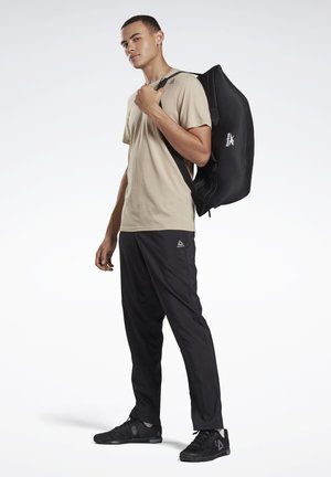 TRAINING SUPPLY BAG - Treningsbag - black