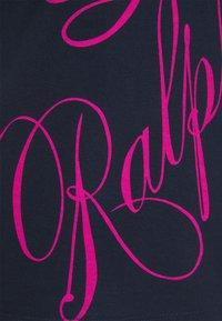 Lauren Ralph Lauren - UPTOWN - Print T-shirt - french navy - 5