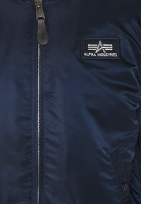 Alpha Industries - Light jacket - blue - 3