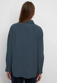 Marc O'Polo - Button-down blouse - breezy sea - 1