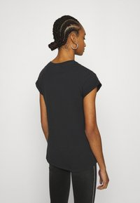 Replay - Print T-shirt - black - 2