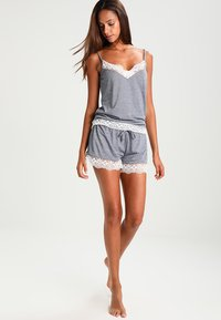 Anna Field - Pyjamas - off-white/dark blue - 1