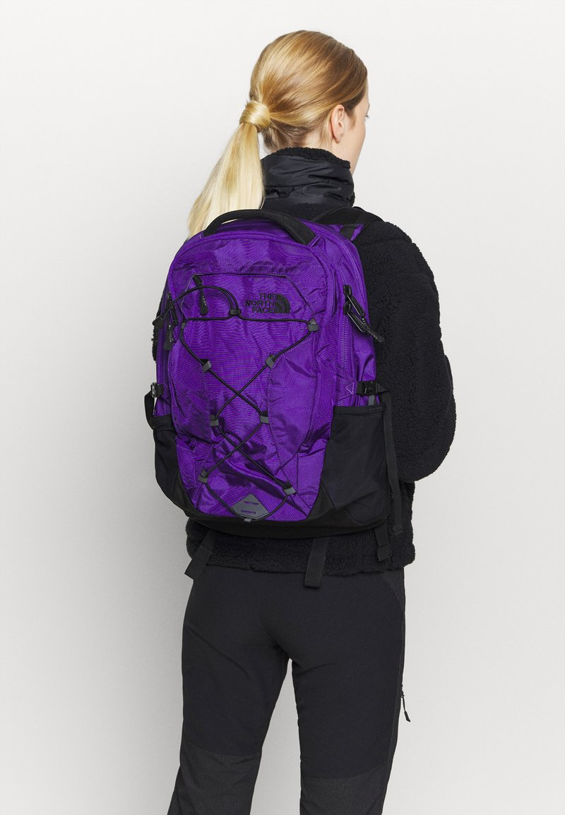 The North Face - WOMEN BOREALIS - Mochila - purple/black