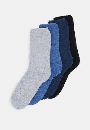 WOMEN COSY SOCKS 4 PACK - Socks - federal blue