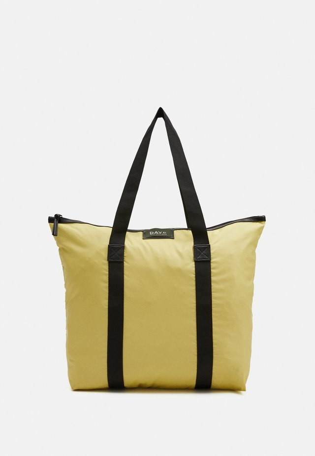GWENETH BAG - Shopping bags - yellow iris