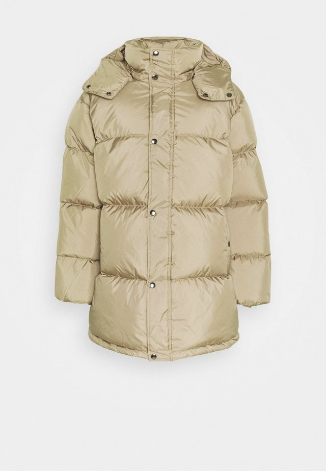 GROW UP JACKET - Donsjas - beige