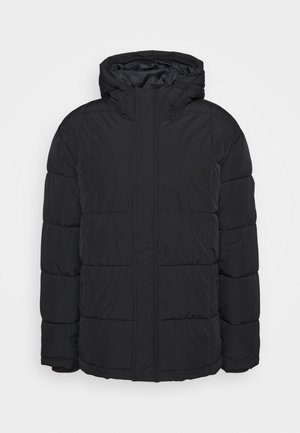 BIG PUFFER - Winter jacket - black