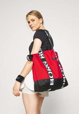 SERENA TOTE - Sports bag - red