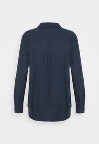 Anna Field - Linen Shirt - Button-down blouse - blue - 1