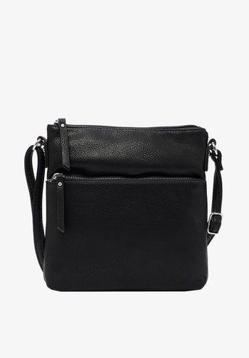 EMMA - Across body bag - black
