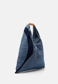 MM6 Maison Margiela - Bolso shopping - denim lavato - 2