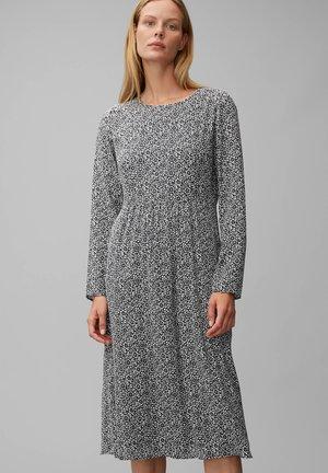 Day dress - multi/off white