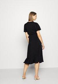 Moves - MASSU - Denní šaty - black - 2