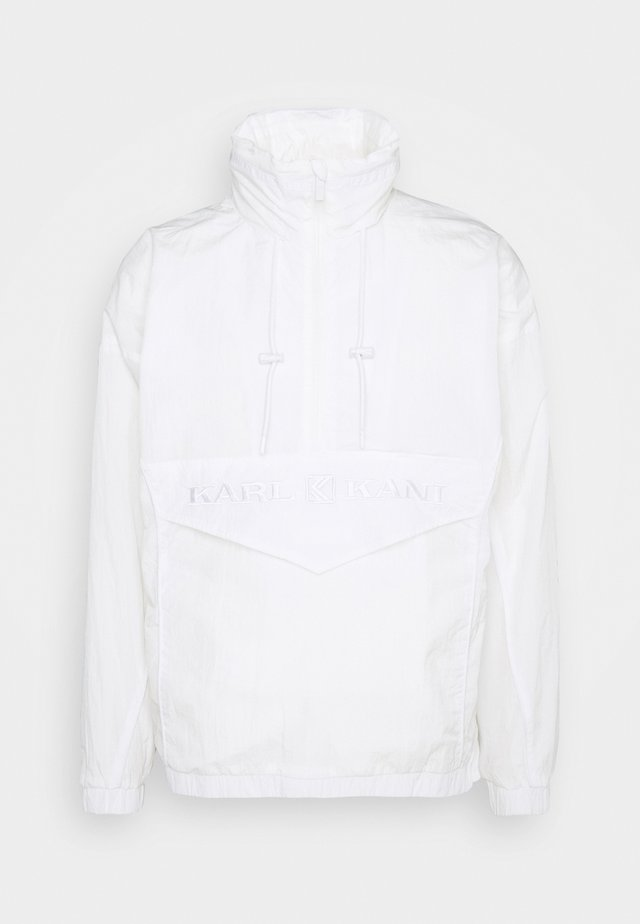 RETRO UNISEX  - Windbreaker - off white