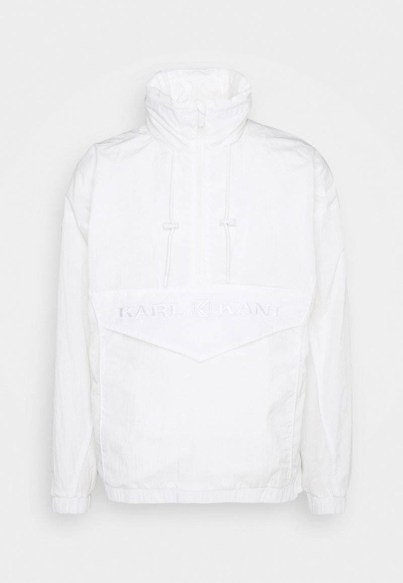 Karl Kani - RETRO UNISEX  - Windbreaker - off white