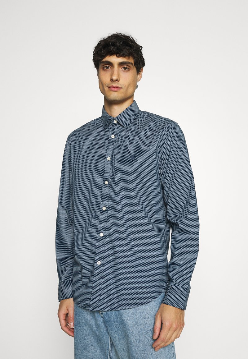 Marc O'Polo - Shirt - multicolor/total eclipse