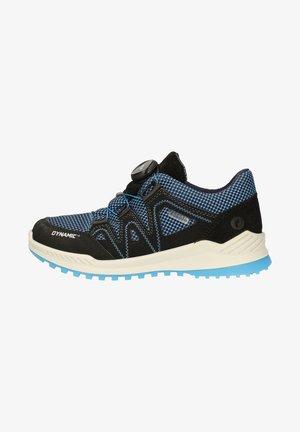 Sneaker low - royal/schwarz