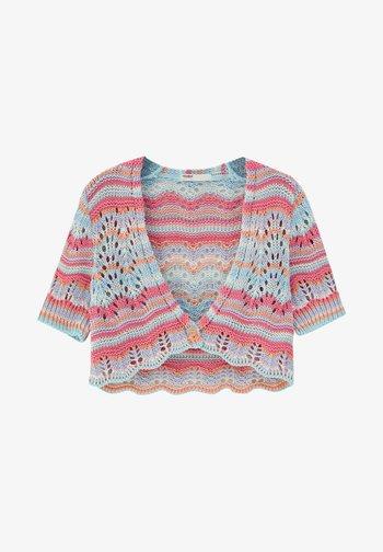 Vest - multi-coloured