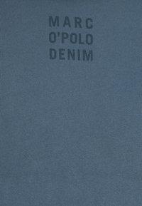 Marc O'Polo DENIM - LONG SLEEVE HOOD - Sweatshirt - grayish petrol - 5