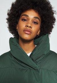 Monki - VALERIE JACKET - Winter coat - green dark olive - 3