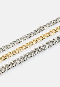 Pieces - PCNAIBE BRACELET 3 PACK - Bracelet - gold-coloured/silver-coloured - 2