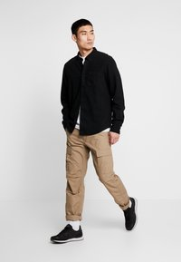 Lee - BUTTON DOWN - Koszula - black - 1