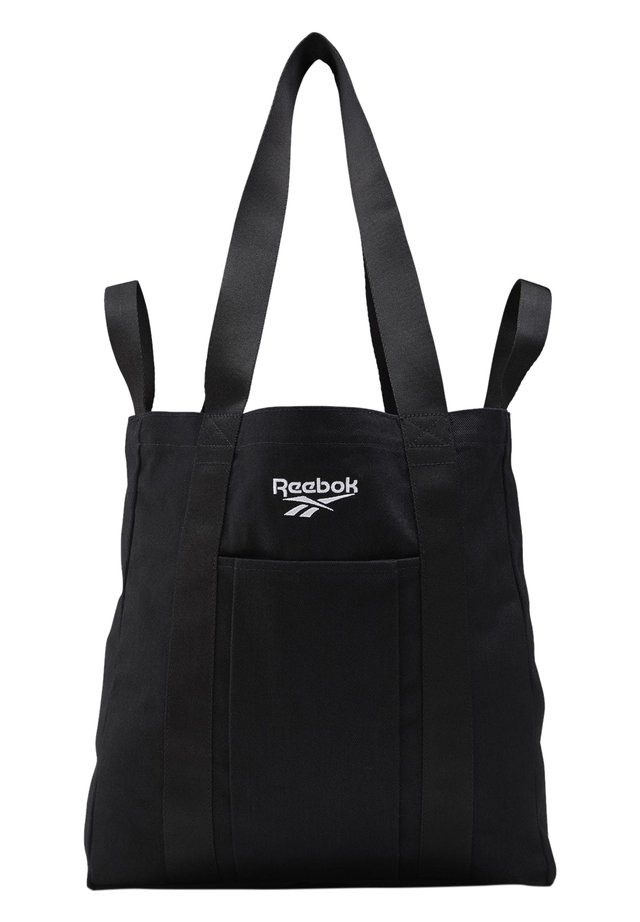 CLASSICS FOUNDATION TOTE - Tote bag - black